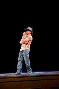 2012 Mr. Westfield Competition at Dever Stage, Westfield State University