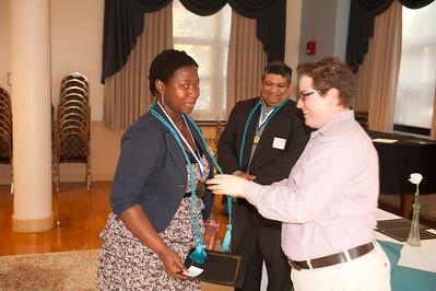 2012 Alpha Kappa Delta Sociology Honors Ceremony