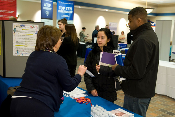 Criminal Justice Career Fair- March 2013