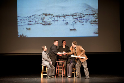 "Enchanted Circle Theater presents ""Between The Canals"" at Dever State at Westfield State University"