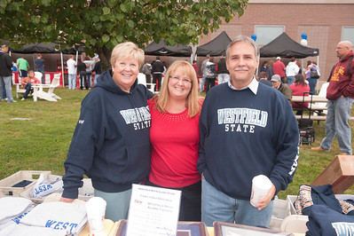 Family Day 2102 at Westfield State University