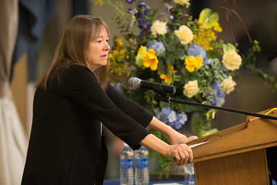 Author Anne Fadiman speaks at Westfield State University