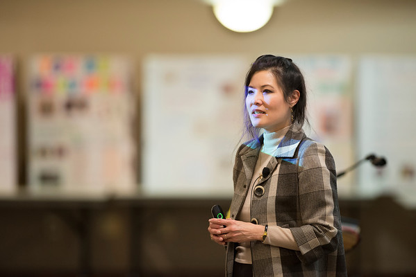 Author Sheryl WuDunn Lecture, Dec 2013