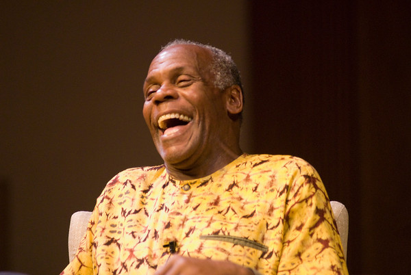 Danny Glover, Apr. 2010