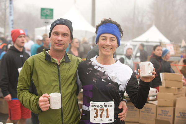 Hot Chocolate Run -Northampton, MA