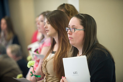 Kappa Delta Pi Induction 2013 at Westfield State University