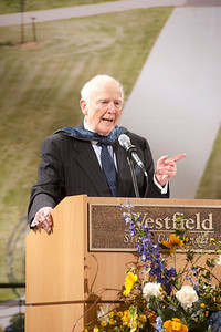 Political roundtable forum, and Honorary Degree presentation at Westfield State University 10/24/2012