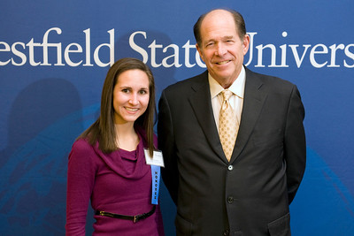 The 2012 President's Award Dinner at Westfield State University