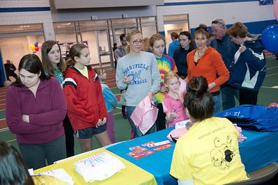 Westfield State University Student Ambassador Birthday Wishes 3K Fundraiser