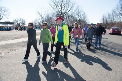 T's Village 5K- A benefit to raise money for cancer research in honor of WSU Movement Science faculty member Teresa Fitts