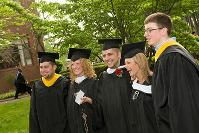 2011 Commencement at Westfield State University