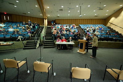 Circle K Spelling Bee in the Sauvigano Auditorium at Westfield State University