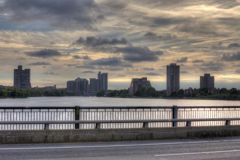 Massachusetts Ave. (Harvard Bridge), Boston