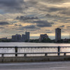 Massachusetts Ave. (Harvard Bridge), Boston