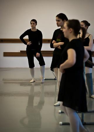 Newport School of Dance Class