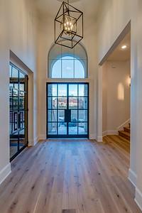 Main Entry - 2nd Floor