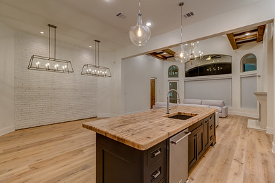 Kitchen / Living / Dining