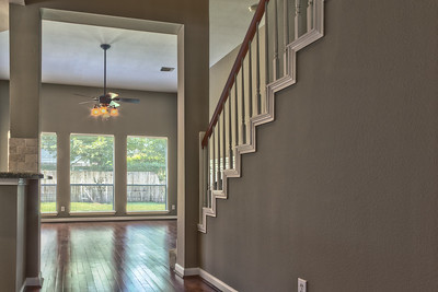 Stairs / Family Room