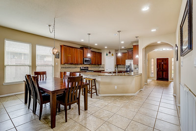 Kitchen / Dining / Entry