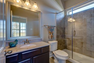 In-Suite Bathroom (Bedroom 2)