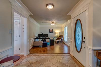 Entry & Formal Living Room