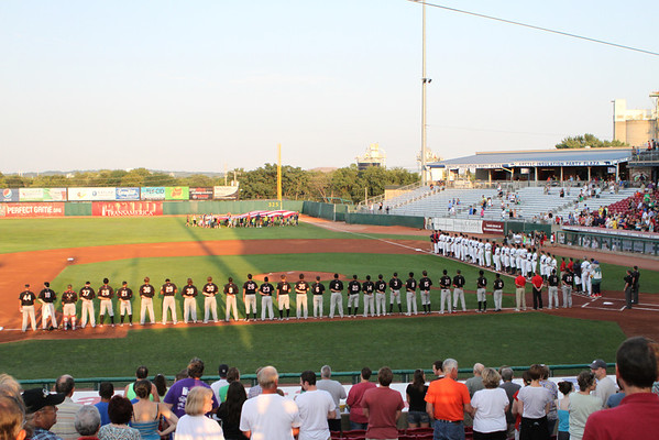 Playoffs- Game 2 Quad Cities vs. Kernels 9/5/13