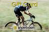Snowbasin Gift Card Mountain Biker