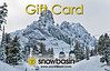 Snowbasin Gift Card Gondola Gorilla Rock