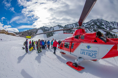 Snowbasin Freeride and Avalanche Workshop 2014
