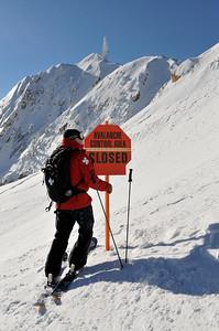Snowbasin Ski Patrol