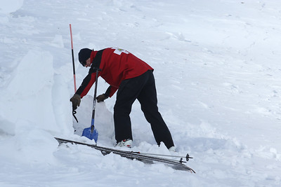 Ski Patrol Avy Mock Scenario & Lifeflight