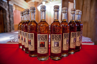 Whiskey Dinner 2013 Earl's Lodge