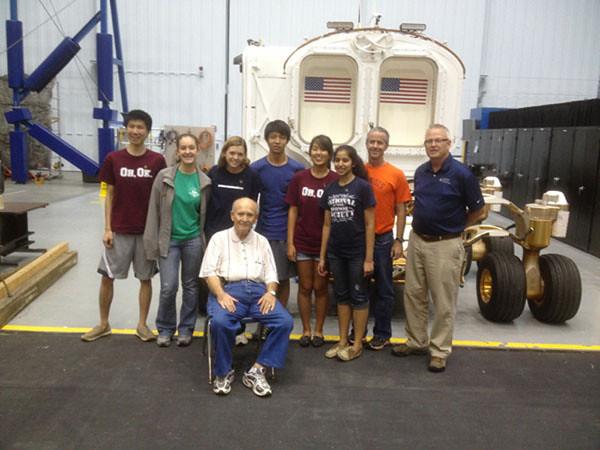 MHS at NASA