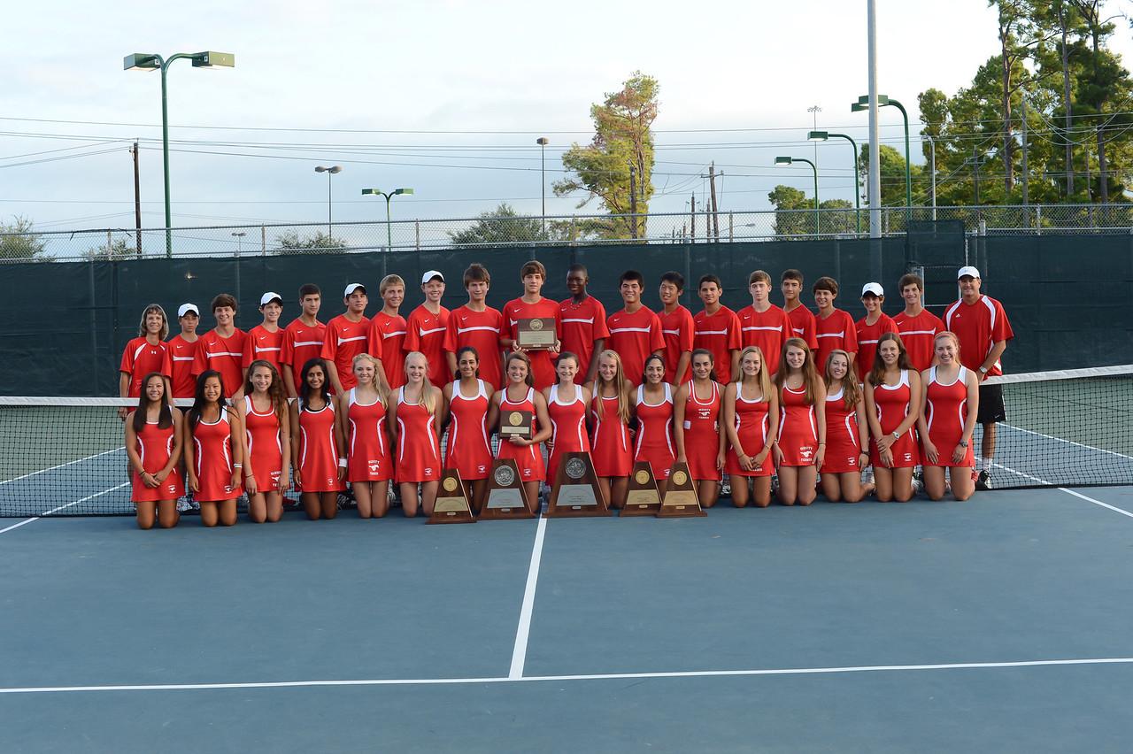 MHS Tennis Team