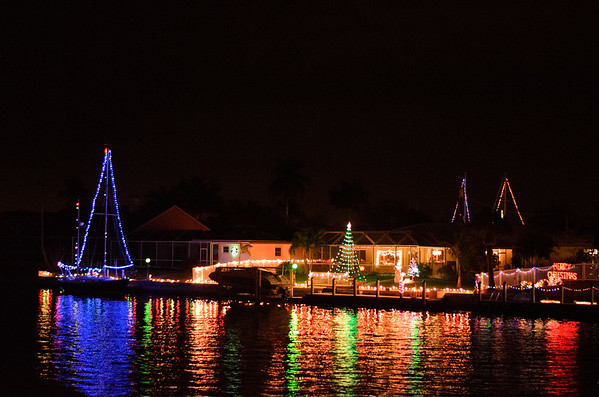 Punta Gorda, Florida Christmas Cruise