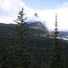 Cloud Wisp Mountain, Glacier National Park