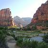 Desert Valley, Zion National Park