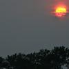 Sunset, Standing Bear Lake, Omaha, Nebraska