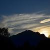 Sunset, Grand Teton National Park