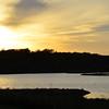 Sunset, Cunningham Lake, Omaha, Nebraska