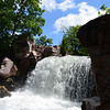 Winnewissa Falls, Pipestone National Monument, Minnesota