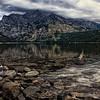 Phelps Lake from the Lawrence Rockafeller Preserve, Grand Teton National Park