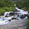Waterfall, Glacier National Park