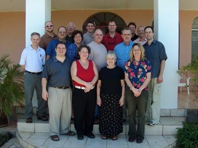 Nicaragua Mission Trip 2008
