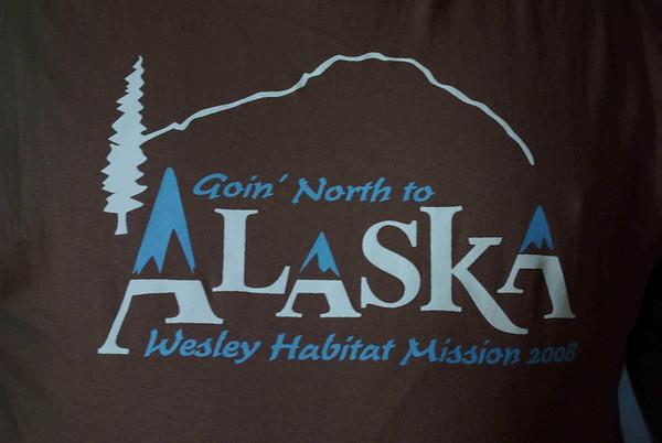 North to Alaska, Habitat for Humanity