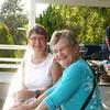 Fran and Paula share a story.
