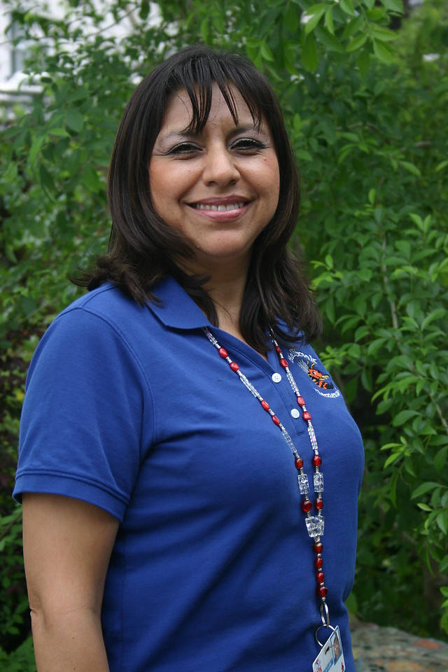 Alma Romero of Hollibrook Elementary School, Special Education and Bilingual Teacher