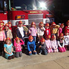 Our Field trip to the Firestation