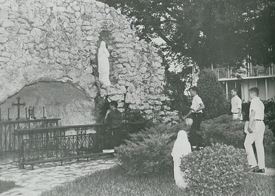Grotto Dedication (1954)
