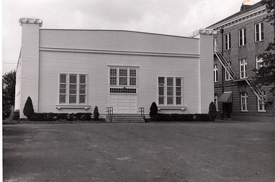 Old Gymnasium (Early 1960's)